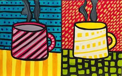 Mini - Warhol Coffee Mugs Series 2