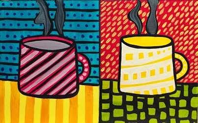 Mini - Warhol Coffee Mugs Series 2