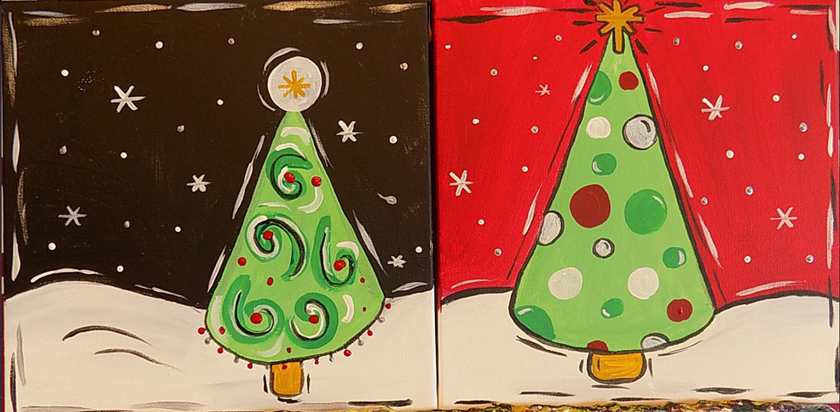 Mini - Christmas Trees