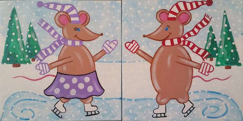 Mini - Mice on Ice