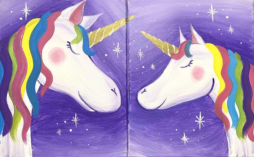 Kiddo and Me Unicorns