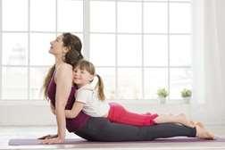 Mommy & Me Yoga
