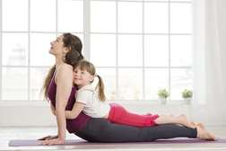 Mommy & Me Yoga
