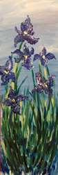 Monet's Irises