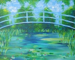 Monet's Lily Pond