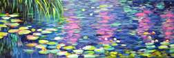 Monet's Water Lilies