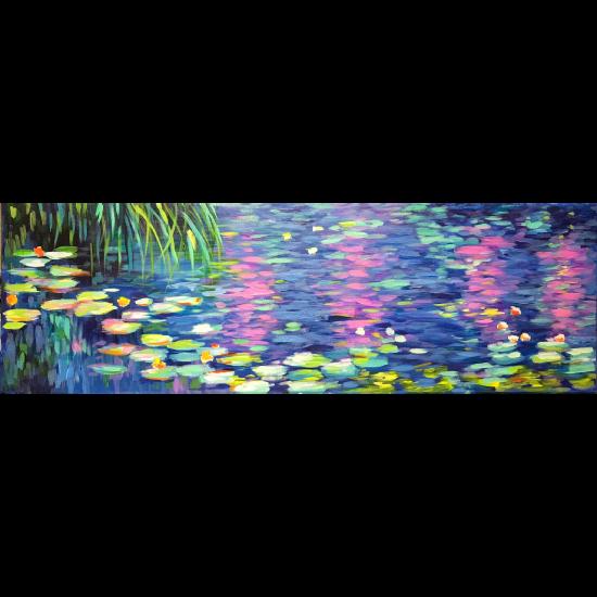 Monet's Water Lilies