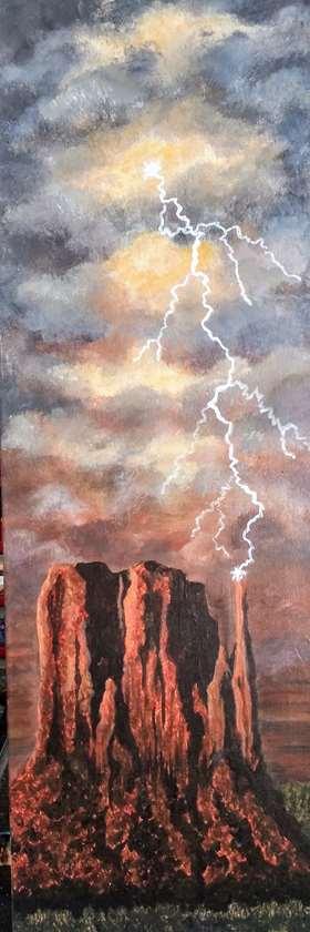 Monumental Thunderstorm