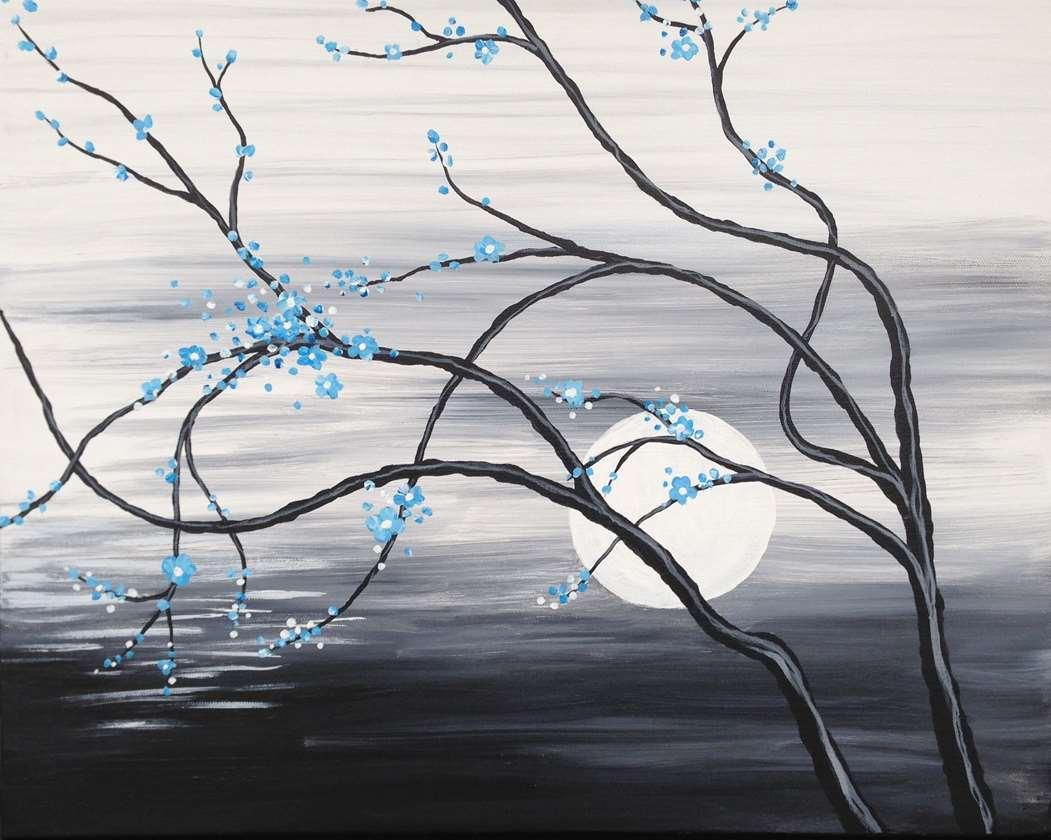 Moon Blooms