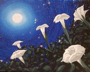Moon Flowers