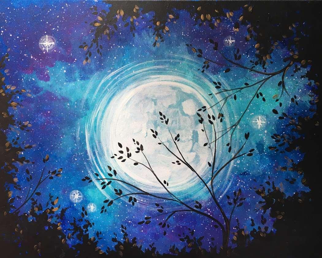 Moon Gazing