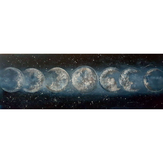 Moondancing - 10x30 Canvas - Limited Seating