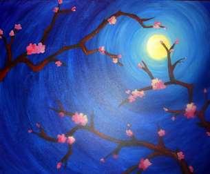 Moonlight Blossoms