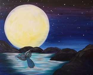 Moonlight Mermaid
