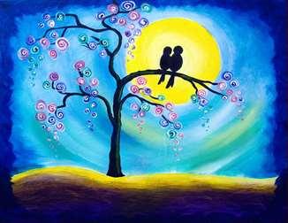 Moonlight Tree