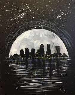 Moonlit City