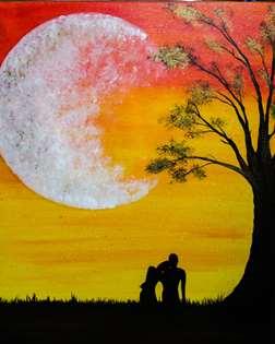 Moonlit Love Story