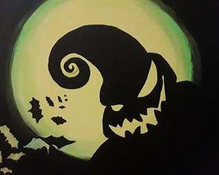 Moonlit Monster