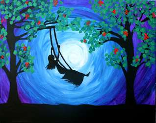 Moonlit Swing