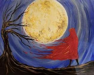 Moonlit Wonderer