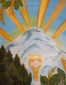 Mountain Sunshine & Hoppiness