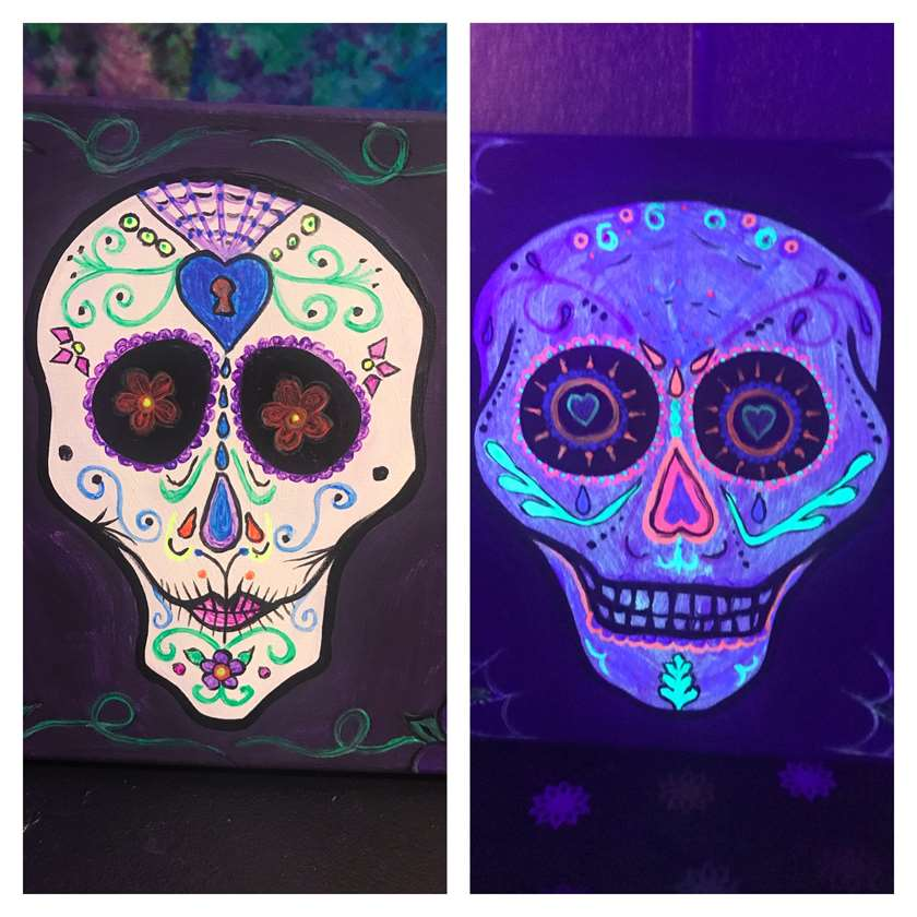 Mr. & Mrs. Day Of The Dead