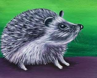 Mr. Hedgehog