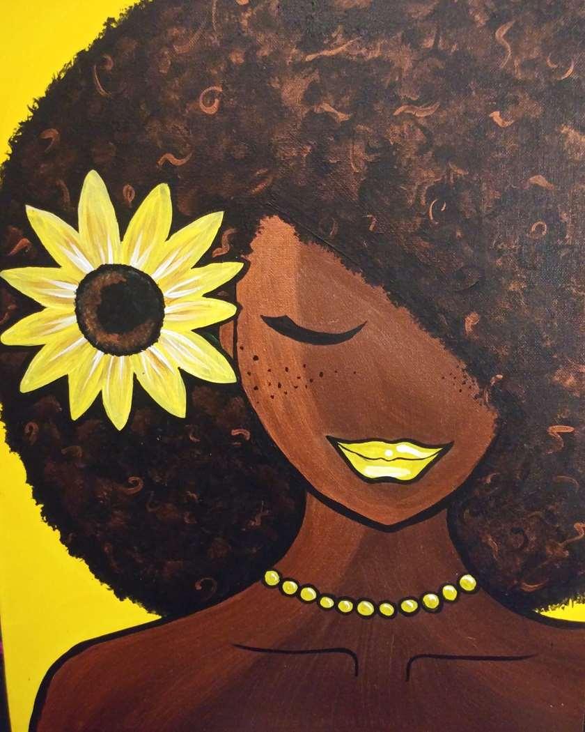 Mrs. Sunflower