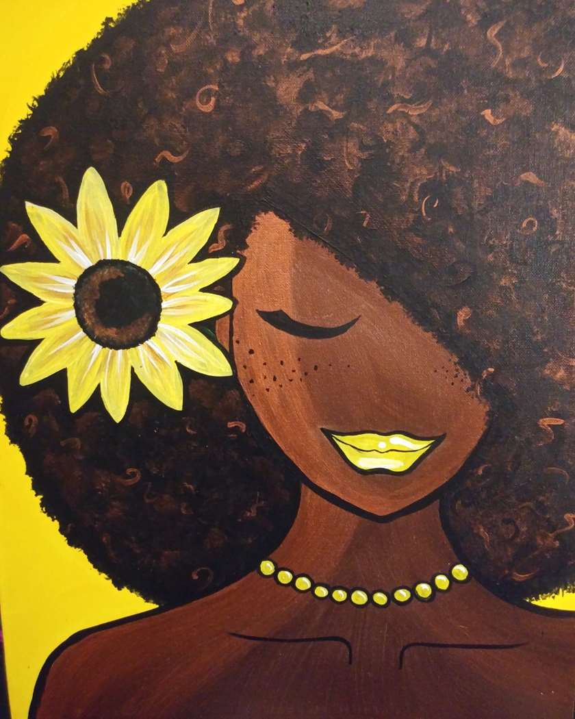Mrs. Sunflower
