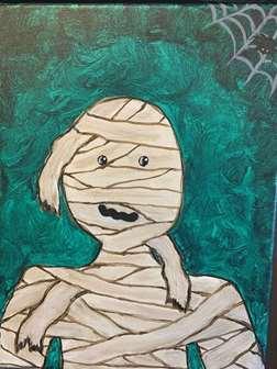 Mummy Wraps