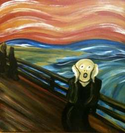 Munch's Scream