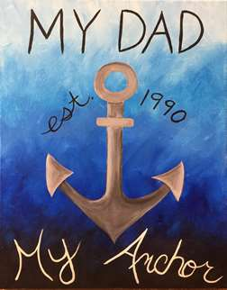 My Dad, My Anchor