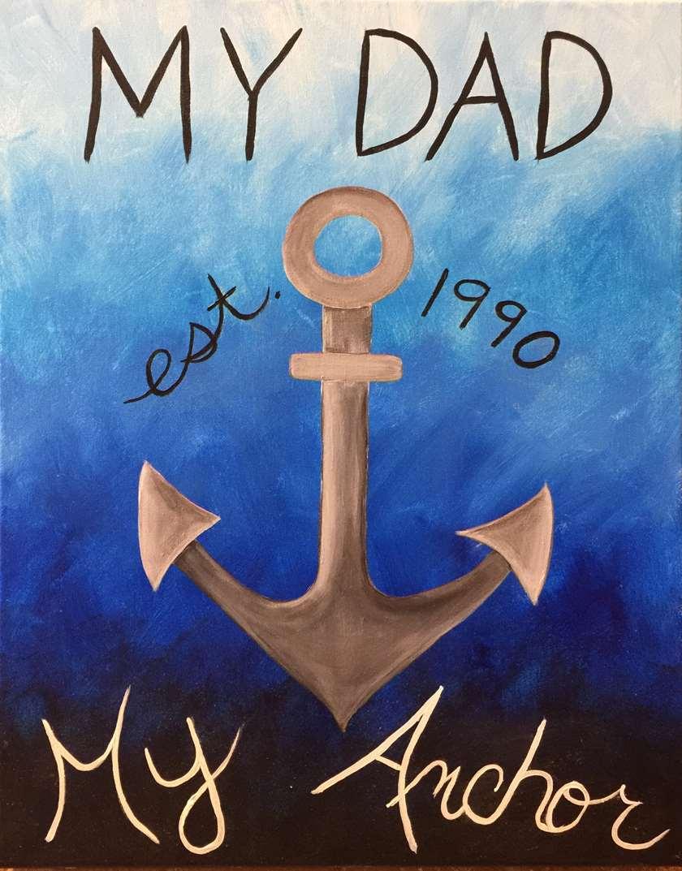 My Dad, My Anchor