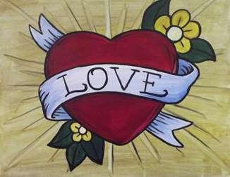 My Heart Tattoo