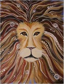 Mystic Lion