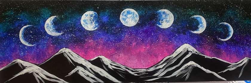Mystic Moondance