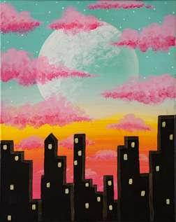 Mystic Moonrise