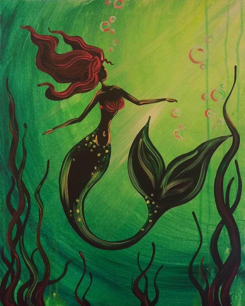 Mythical Dancer