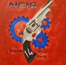 NCIS Wrap Party Self Guided