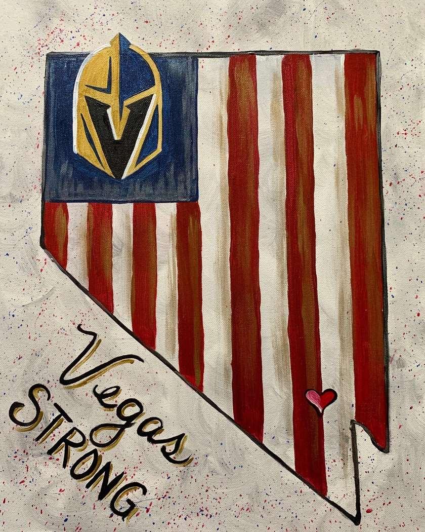 Nevada Vegas Strong