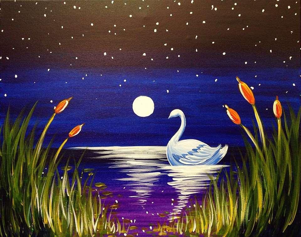 Lakeside Night