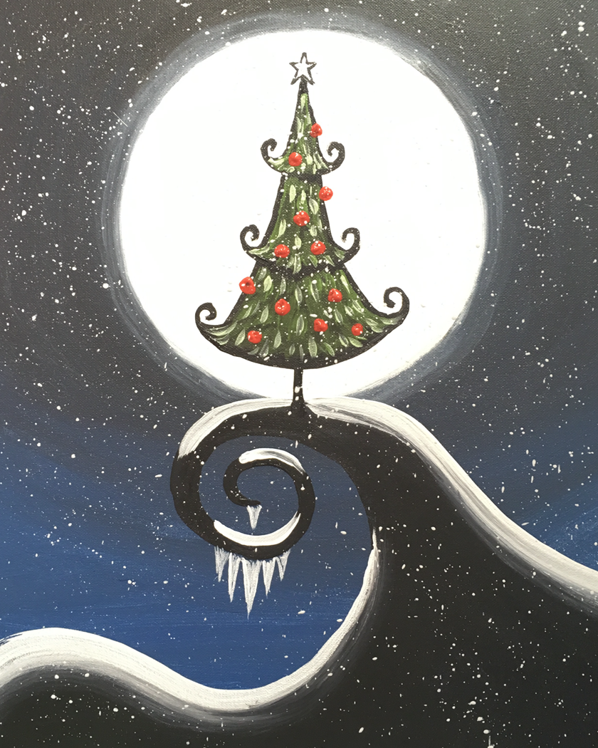 Nightmare Christmas Tree - Fri, Nov 30 7PM at Livermore