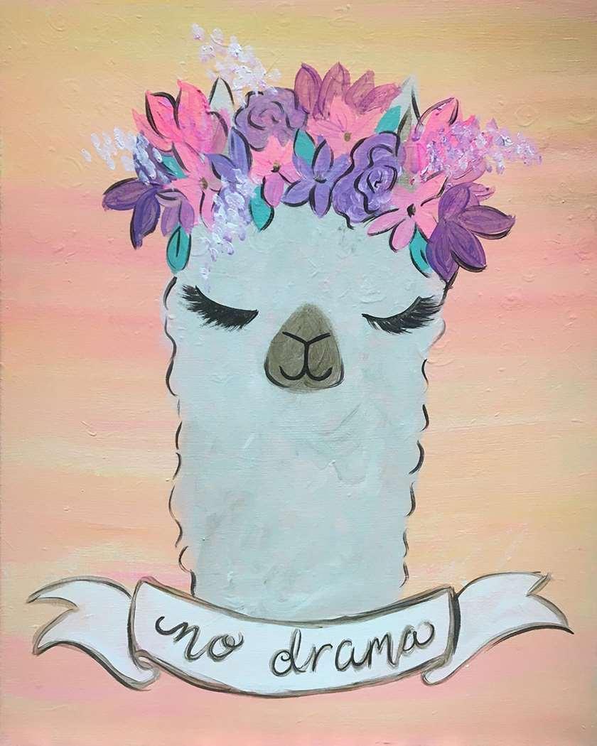 No Drama Llama