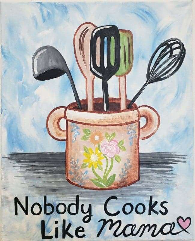 Nobody Cooks like Mama
