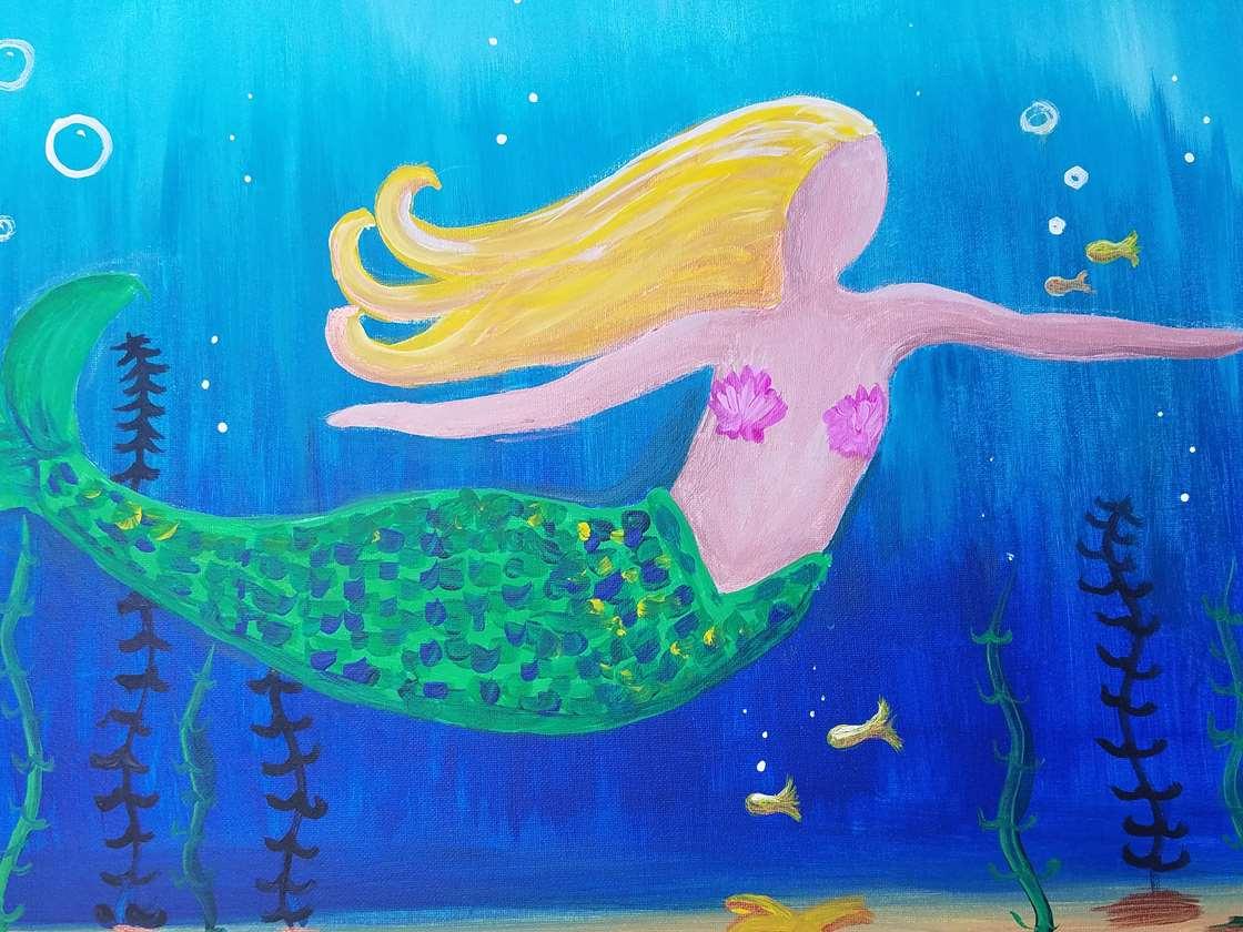 Norfolk Mermaid