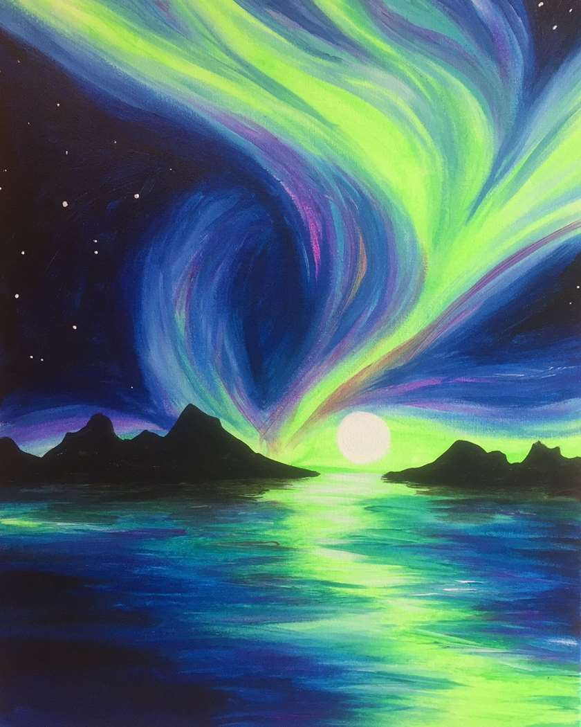 Northern Night Lights