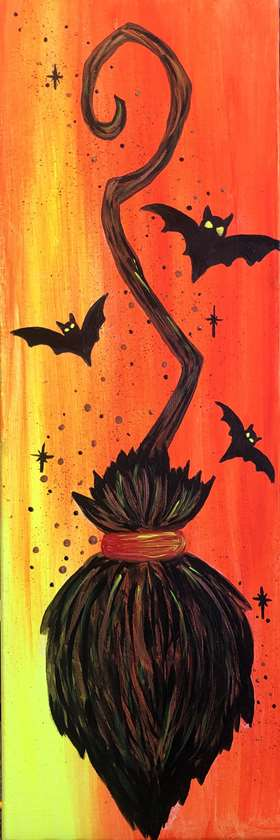 Halloween Preview **Wine Down Wednesday Special - Wine Bottle Sale $20