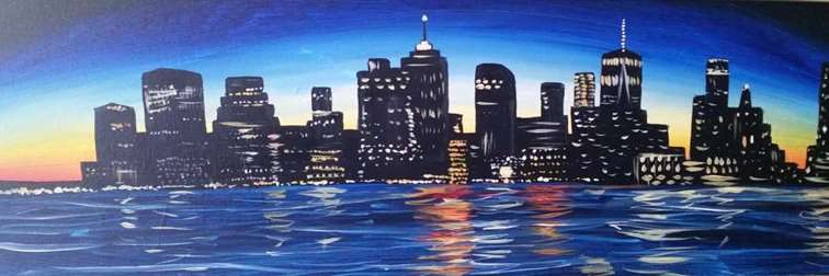 NYC Sunset
