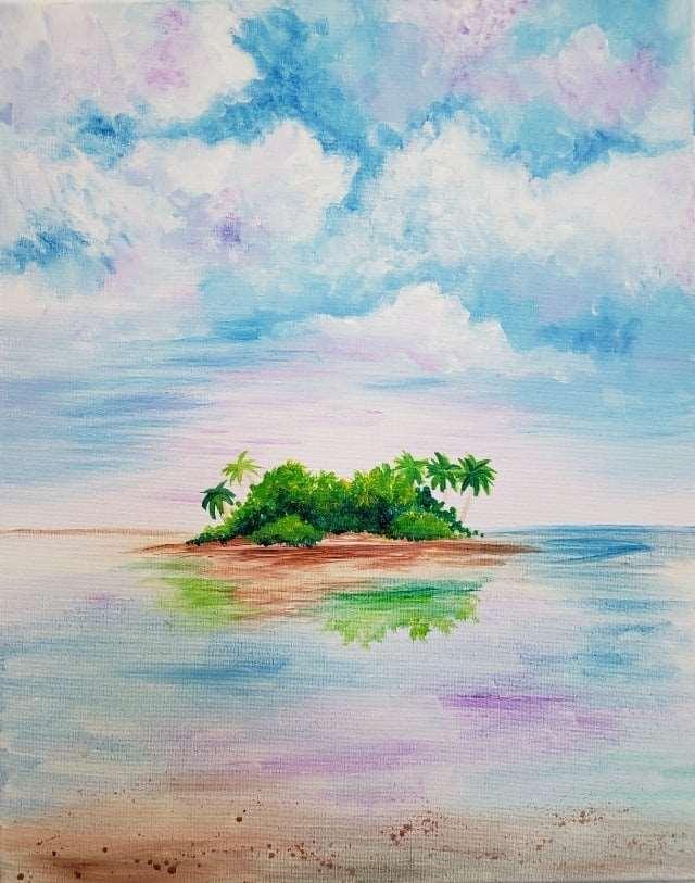 Oasis Island