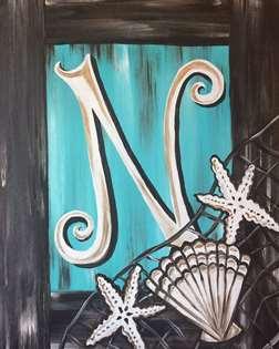Oceanside Monogram